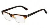 Valentino V2617 Eyeglasses Eyeglasses - 214 Havana