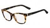 Valentino V2619 Eyeglasses Eyeglasses - 280 Vintage Havana