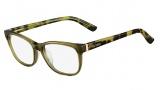 Valentino V2619 Eyeglasses Eyeglasses - 303 Khaki