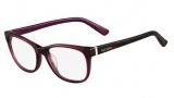 Valentino V2619 Eyeglasses Eyeglasses - 540 Plum