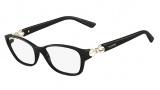 Valentino V2621 Eyeglasses Eyeglasses - 001 Black