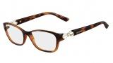 Valentino V2621 Eyeglasses Eyeglasses - 214 Havana