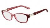 Valentino V2621 Eyeglasses Eyeglasses - 617 Gradient Red