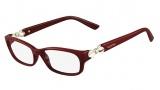 Valentino V2622 Eyeglasses Eyeglasses - 613 Red