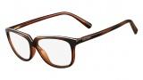 Valentino V2628 Eyeglasses Eyeglasses - 214 Havana