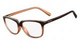 Valentino V2628 Eyeglasses Eyeglasses - 216 Gradient Brown