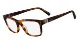 Valentino V2634 Eyeglasses Eyeglasses - 214 Havana