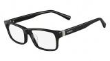 Valentino V2637 Eyeglasses Eyeglasses - 001 Black