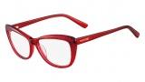 Valentino V2639 Eyeglasses Eyeglasses - 613 Red