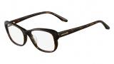Valentino V2640 Eyeglasses Eyeglasses - 215 Dark Havana