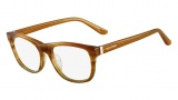 Valentino V2641 Eyeglasses Eyeglasses - 205 Striped Brown / Khaki