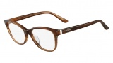 Valentino V2642 Eyeglasses Eyeglasses - 236 Striped Brown