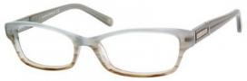 Banana Republic Paulette Eyeglasses Eyeglasses - Blue Tan Fade