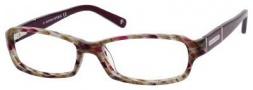 Banana Republic Shana Eyeglasses Eyeglasses - 0Y46 Olive / Burgundy / Horn