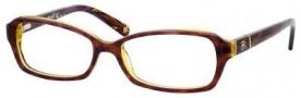 Banana Republic Sofie Eyeglasses Eyeglasses - 0JWG Tortoise Yellow