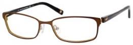 Banana Republic Tabitha Eyeglasses Eyeglasses - 0JUV Satin Brown