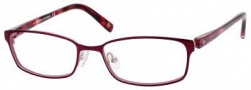 Banana Republic Tabitha Eyeglasses Eyeglasses - 0JCS Satin Sangria / Cranberry