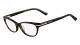 Valentino V2646R Eyeglasses Eyeglasses - 215 Dark Havana