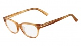 Valentino V2646R Eyeglasses Eyeglasses - 772 Striped Honey
