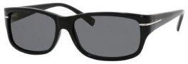 Banana Republic Adam/s Sunglasses Sunglasses - 0807 Black (R7 gray lens)