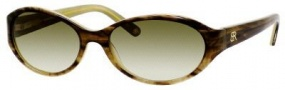 Banana Republic Arden/s Sunglasses Sunglasses - 09D5 Olive / Tortoise (MZ green gradient lens)