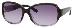 Banana Republic Diane/s Sunglasses Sunglasses - 0FZ3 Black Crystal (Y7 gray gradient lens)