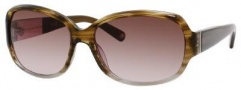 Banana Republic Diane/s Sunglasses Sunglasses - 0JPB Brown Teal (Y6 brown gradient lens)
