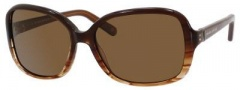 Banana Republic Edita/p/s Sunglasses Sunglasses - RG8P Brown Fade (VW dark brown polarized lens)