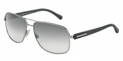 Dolce & Gabbana DG2122 Sunglasses Sunglasses - 12098G Gunmetal  / Gray Gradient