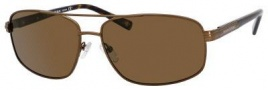 Banana Republic Gavin/p/s Sunglasses Sunglasses - SQ5P Dark Brown (VW dark brown polarized lens)