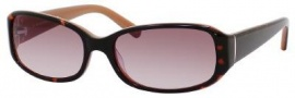 Banana Republic Margaret/S Sunglasses Sunglasses - Tortoise Peach