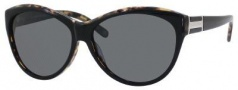 Banana Republic Petra/P/S Sunglasses Sunglasses - Black Tortoise
