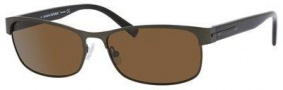 Banana Republic Vincent/P/S Sunglasses Sunglasses - Matte Brown Gray