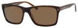 Banana Republic Walker/P/S Sunglasses Sunglasses - Horn Brown