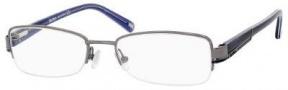MaxMara Max Mara 1085/U Eyeglasses Eyeglasses - Dark Ruthenium Azure