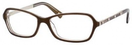 MaxMara Max Mara 1116 Eyeglasses Eyeglasses - Brown Pearl