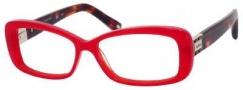 MaxMara Max Mara 1144 Eyeglasses Eyeglasses - Red
