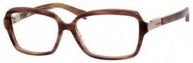 MaxMara Max Mara 1147 Eyeglasses Eyeglasses - Brown Striped