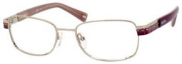 MaxMara Max Mara 1149 Eyeglasses Eyeglasses - Light Gold