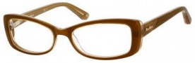 MaxMara Max Mara 1155 Eyeglasses Eyeglasses - Honey Brown