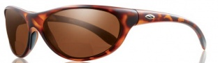 Smith Optics Fly By Sunglasses Sunglasses - Tortoise / +2.50 Polarized Copper