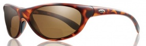 Smith Optics Fly By Sunglasses Sunglasses - Tortoise / +2.50 Polarized Brown
