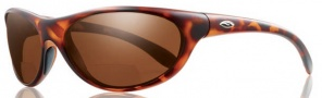 Smith Optics Fly By Sunglasses Sunglasses - Tortoise / +2.00 Polarized Copper