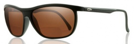 Smith Optics Lochsa Sunglasses Sunglasses - Black / +2.00 Polarized Copper