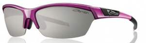Smith Optics Approach Sunglasses Sunglasses - Violet Platinum / Mirror / Ignitor Clear