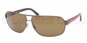 Polo PH3066 Sunglasses Sunglasses - 901183 Shiny Dark Brown / Brown Polar