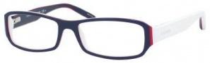 Tommy Hilfiger T_hilfiger 1019 Eyeglasses Eyeglasses - Blue Red White