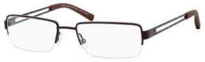 Tommy Hilfiger T_hilfiger 1024 Eyeglasses Eyeglasses - Matte Brown