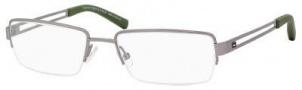 Tommy Hilfiger T_hilfiger 1024 Eyeglasses Eyeglasses - Semi Matte Ruthenium
