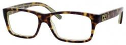 Tommy Hilfiger T_hilfiger 1045 Eyeglasses Eyeglasses - Havana Green